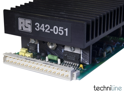 STEPPER MOTOR CONTROLLER RS342-051