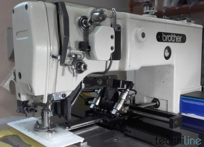 BROTHER CNC SEWING MACHINES