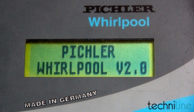 PICHLER WHIRLPOOL CONTROLLERS
