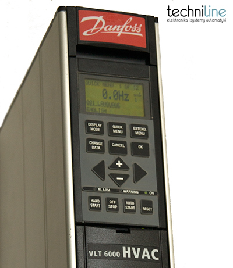 DANFOSS VLT INVERTER ERROR CODES